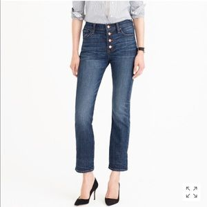 NWT Straightaway Jeans In Bluff Wash Size 32